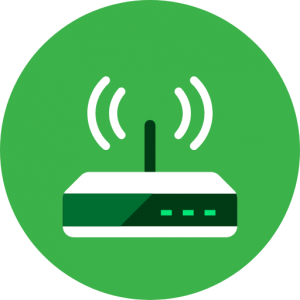 IT products network technology icon etree